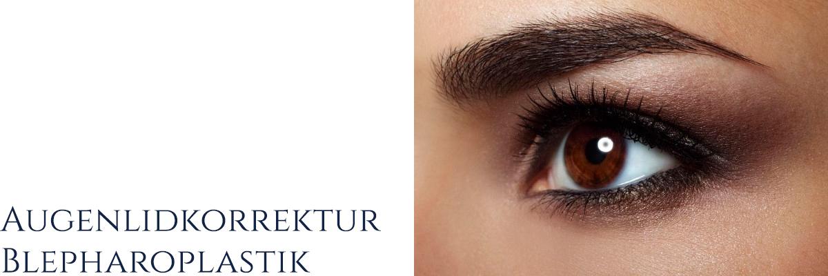 Augenlidkorrektur